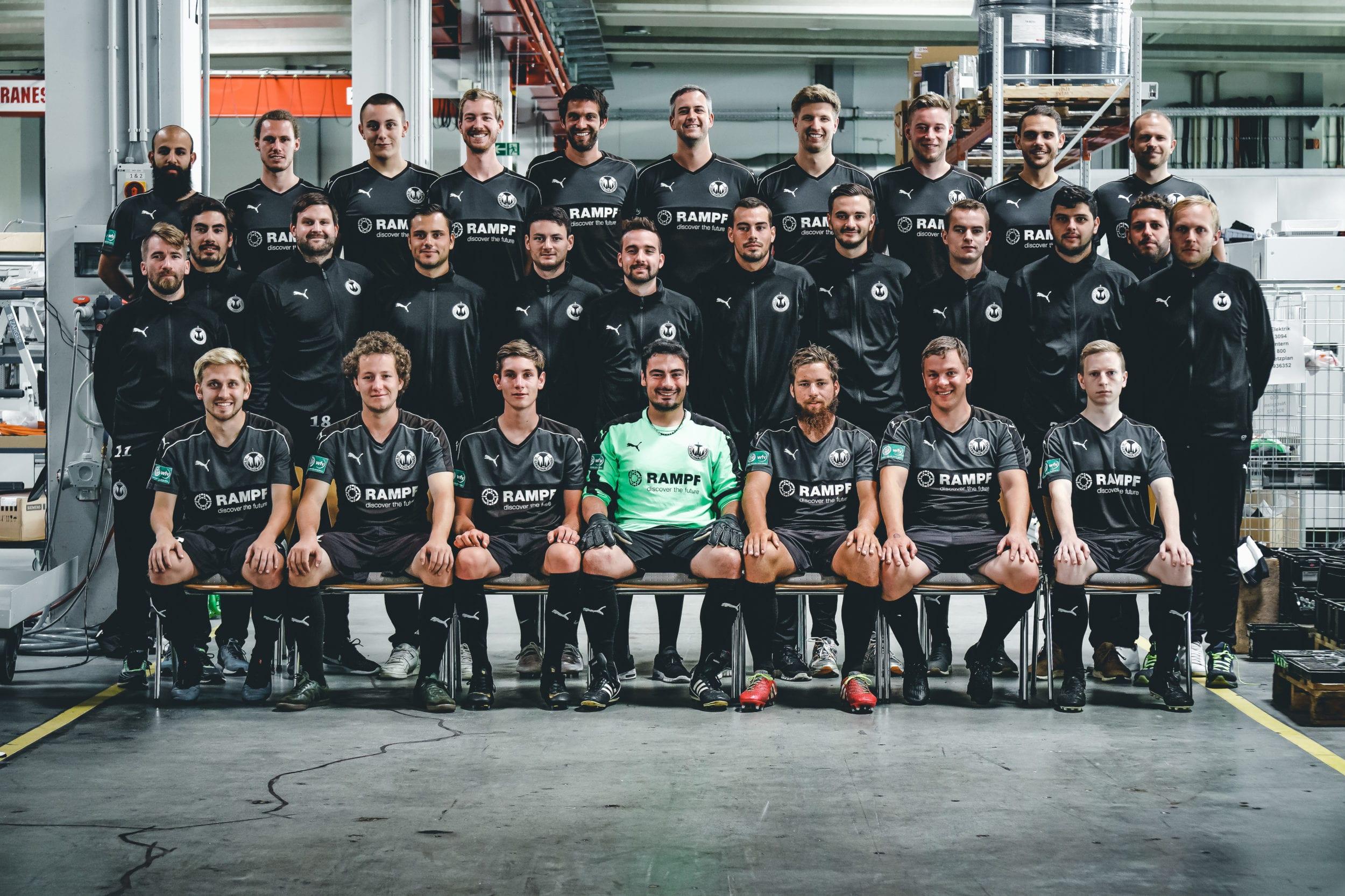 Mannschaftsfoto